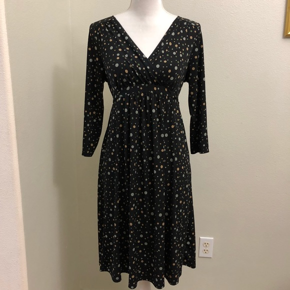 Black motherhood dress
